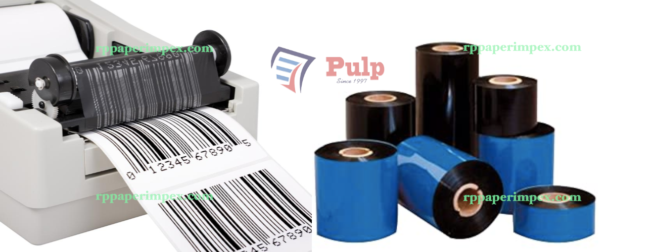 Thermal Transfer Bar Code Labels Supplier